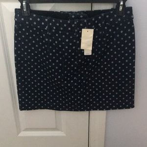 J. Crew Denim Skirt - NEVER WORN